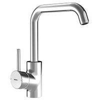 Kitchen mixer taps
