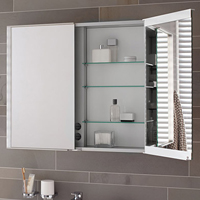 Mirror cabinets