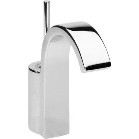 Jado Glance mitigeur lavabo A5331AA sans garniture de vidange, bec haut, chrome