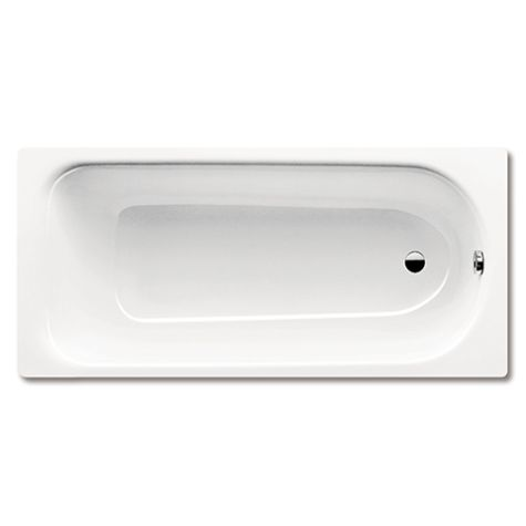 Kaldewei Saniform Plus bathtub 112600010001 373-1, 170 x 75 x 41 cm, white