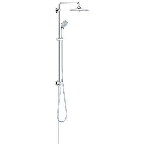 Grohe Euphoria System 260 Shower System 27421002 27421002 chrome, avec inverseur manuel