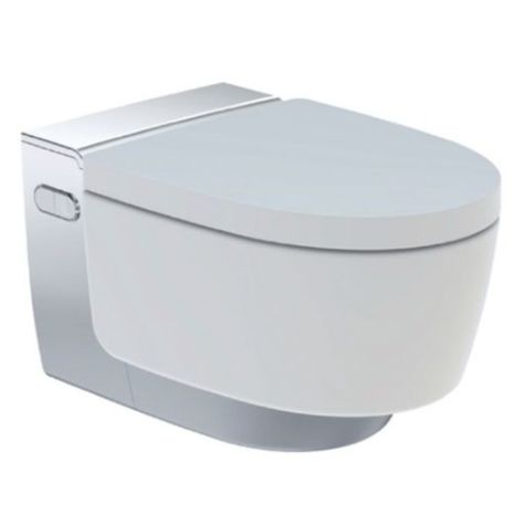Geberit AquaClean Mera Comfort 146210211 WC complete solution, chrome-plated