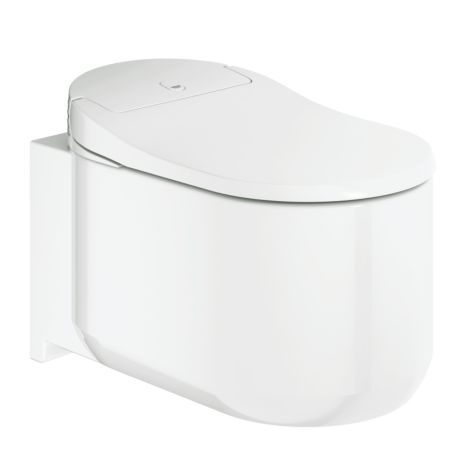 Grohe Sensia Arena Shower Toilet 39354SH1 white, wall-hung, for concealed cistern