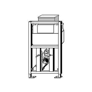 Viega Eco Plus WC Element  8137.2  606695 Bauhöhe: 830 mm