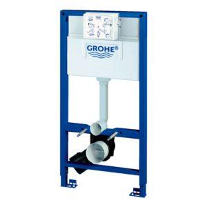 Grohe Rapid SL Wand WC Element 38525001 Bauhöhe: 1,00 m, mit Spülkasten 6 - 9 l