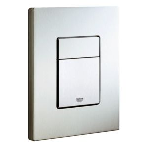 Grohe Skate Cosmopolitan Wall plate 38732SD0 stainless steel