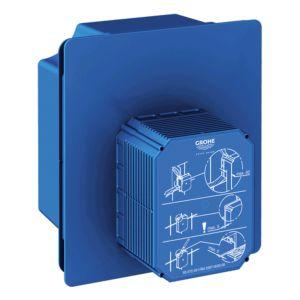 GROHE Urinal-Rohbauset Rapido für manuelle Betätigung oder Infrarot Elektronik 6 V