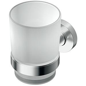 Ideal Standard Glashalter IOM A9120AA verchromt, Glas satiniert