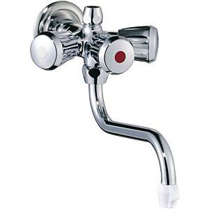 Ideal Standard Küchenarmatur B2220AA fuer Kochendwassergeraete, verchromt