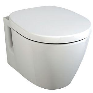 Ideal Standard Connect WC suspendu E801801 blanc, compact, cuvette à fond creux