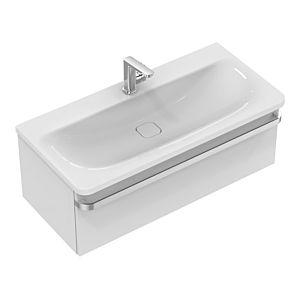 Ideal Standard Tonic II Waschtischunterbau R4304WG 100x35x44cm, hochglanz weiß lackiert