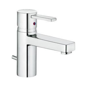 Kludi Zenta XL Waschtischarmatur 382600575   chrom, mit Ablaufgarnitur, hohe Ausführung