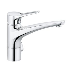 Kludi MX sink mixer 399060562 with device connection, chrome