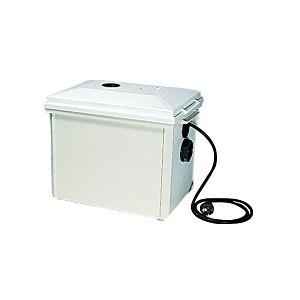 Kessel Schmutzwasserhebeanlage Minilift 28560 Kunststoff, für Überflurinstallation