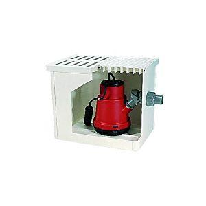 Kessel Schmutzwasserhebeanlage Minilift 28570 Kunststoff, für Unterflurinstallation
