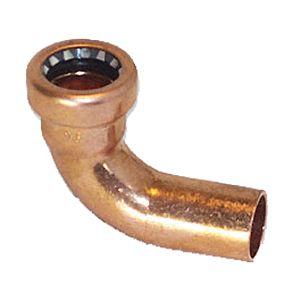 SF Bogen VSH Tectite TT092 15mm, Kupfer, 90Grad, Innen/Außen, unlösbar