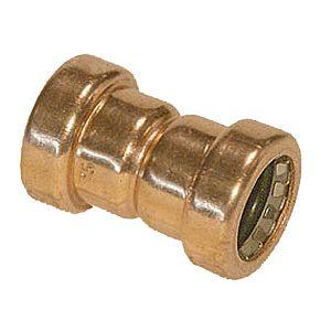 SF Muffe VSH Tectite TT270 15mm, Kupfer, unlösbar