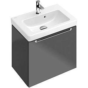 Villeroy & Boch Meuble sous-lavabo Subway 2.0 A68500FP 485 x 420 x 380 mm Glossy Grey