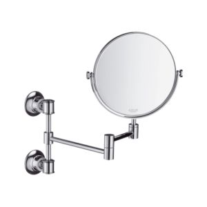 Axor Montreux 42090820 Shaving mirror brushed nickel