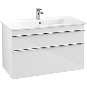 Villeroy & Boch Meuble sous-lavabo Venticello A92601DH 953 x 590 x 502 mm Glossy White