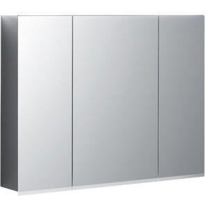 Geberit Option Plus Spiegelschrank 500594001 900x700x172mm, mit Beleuchtung, drei Türen