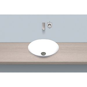 Alape dish basin SB.K450.GS 3502000000  Ø 45 cm, white, without tap hole and overflow