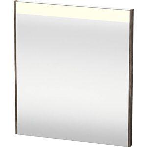 Duravit Brioso Lichtspiegel BR700105151 620x700mm Pine Terra, mit Spiegelheizung