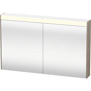 Duravit Brioso LED-Spiegelschrank BR710303131 1020x760mm, Pine Silver, 2 Türen