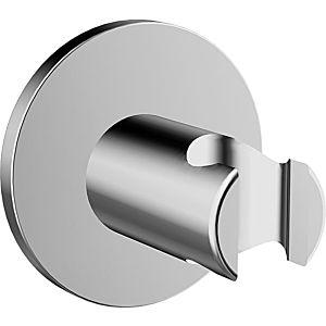 Hansa Wandbrausehalter 44440173 chrom, Brausehalterung starr, Metall