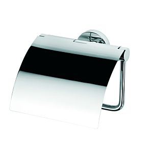 Geesa Papierrollenhalter Nemox  6508-02 mit Deckel, verchromt