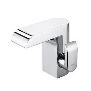 sam sica Waschtischarmatur 3078110010 chrom, Ausladung 112 mm, ohne Ablaufgarnitur