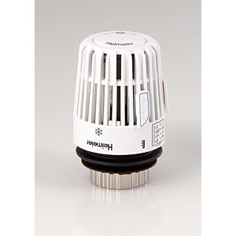 Heimeier tête thermostatique  K 700000500 blanc, avec remise à zero