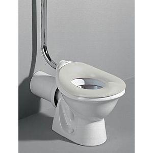 Keramag WC-Sitzring Baby grau