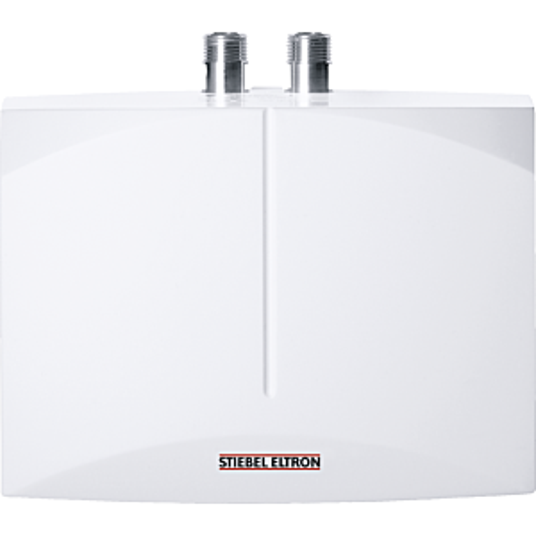 Stiebel Eltron Mini-Durchlauferhitzer 185473 DHM 6, 5,7 kW, druckfest, 230 V, weiss