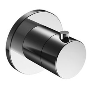 Keuco IXMO concealed thermostat DN15 59553010001  concealed , round, chrome