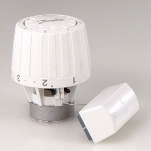 Danfoss Thermostatic Head RA/VL 2952 013G2952 Remote sensor 0-2m, white