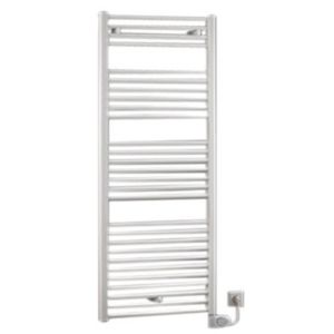 Bemm Ares E Irsap bathroom radiator BEA11105801E07 electric bathroom radiator 580x1118x30mm, white