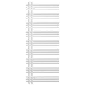 Zehnder design radiator ZY300648B1000 Yucca asymetric, 1736 x 47 x 478, white