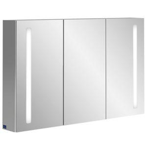 Villeroy & Boch My View 14 A4231200 Armoire de toilette 1200 x 750 x 173 mm, LED, 3 portes