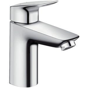hansgrohe Logis Logis 100 Mitigeur lavabo 71100000 chromé, robinetterie