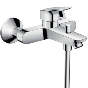 hansgrohe Logis bath tub fitting 71400000 surface-mounted, chrome