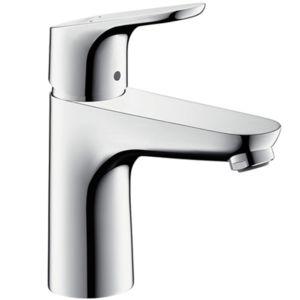 hansgrohe Focus 100 basin mixer 31607000 pop-up waste, chrome