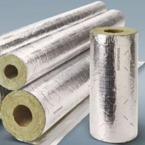Rockwool Heizungsrohrschale 800 32037 20x35 mm, 1 Meter