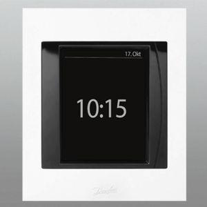 Danfoss Link CC Zentralregler 014G0297 Aufputz, 230 V, mit Touchdisplay