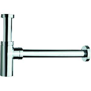 """ASW Design Geruchverschluss 109026 11/4""""x32mm, Messing verchromt"""
