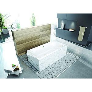 Hoesch Thasos Badewanne 3742.010 200 x 100 cm, weiß