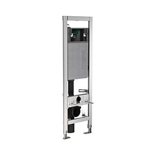 MEPA Eck WC Element VariVIT 514802  Bauhhöhe 120 cm, Spülkasten Sanicontrol Typ E31