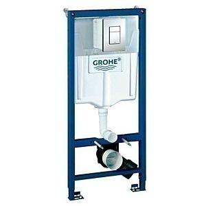 Grohe Rapid SL Set 3 in 1 für WC 38772001  1,13m , inkl Abdeckplatte Skate Cosmopolitan chrom