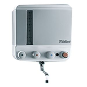 Vaillant Elektro-Kochendwassergerät VEK 5S 005121 2 kW 345x265x165 braun/beige