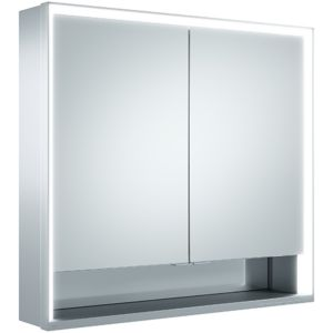 Keuco Royal Lumos Spiegelschrank 14302171301,  800x735x165mm, mit LED-Beleuchtung
